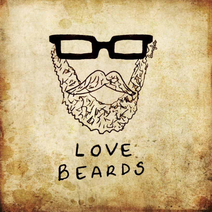 Love beards 2
