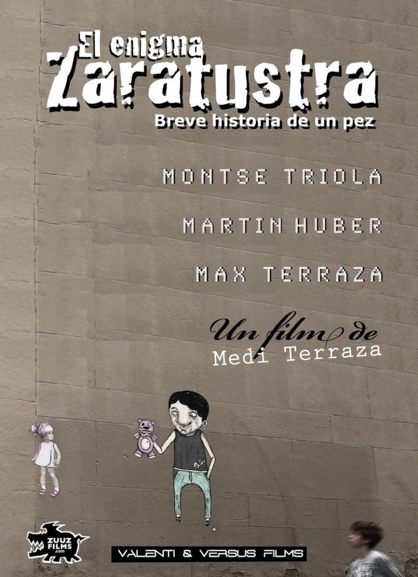 El enigma Zaratustra (Breve historia de un pez) 2