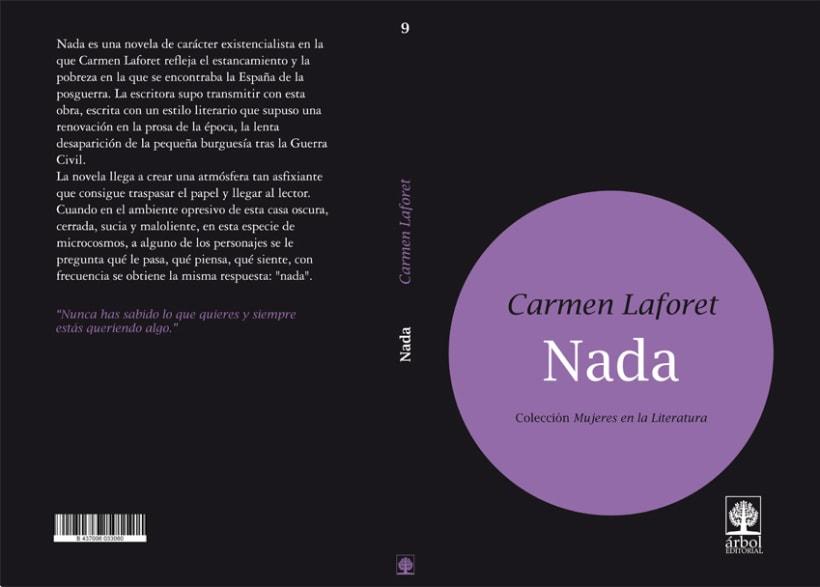 Colección de libros // Mujeres en la Literatura 3