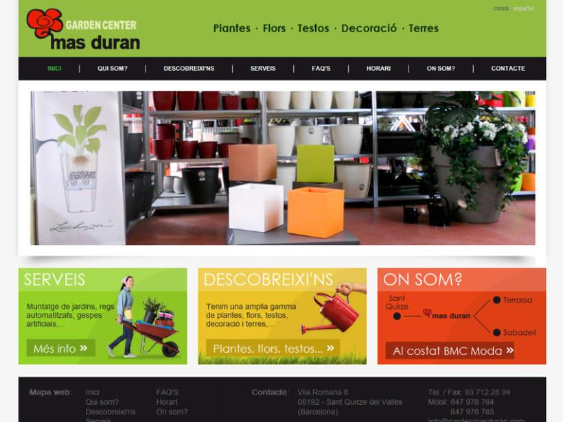 Mas Duran Garden Center 2