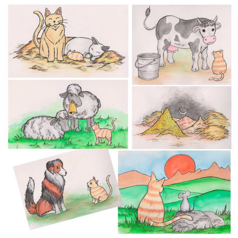 Las aventuras de Mico en la granja 2
