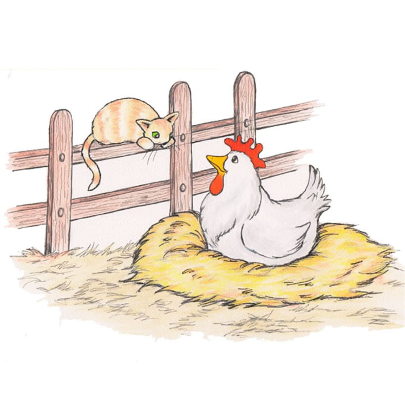 Las aventuras de Mico en la granja 1