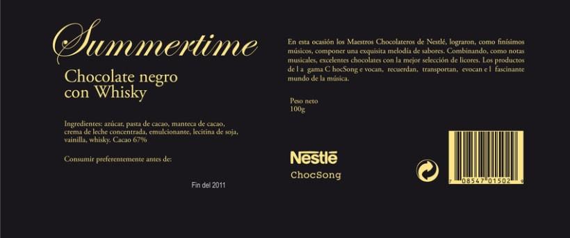 Nestlé ChocSong 5