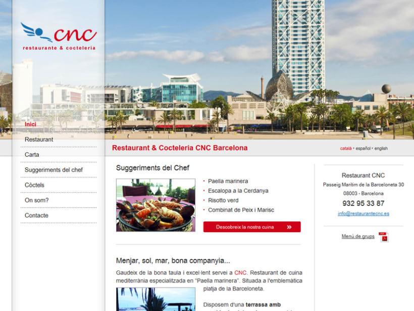 Restaurante CNC 2