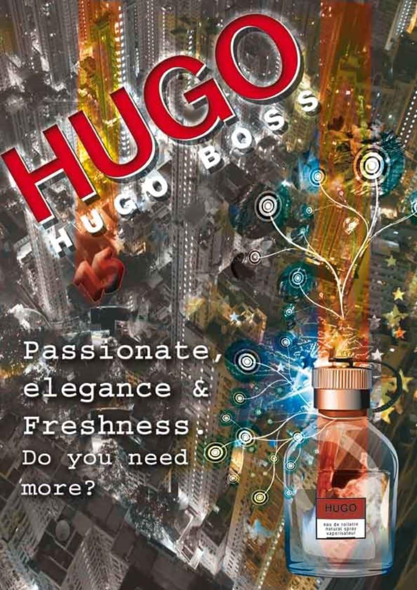 Concurso Hugo Boss 1