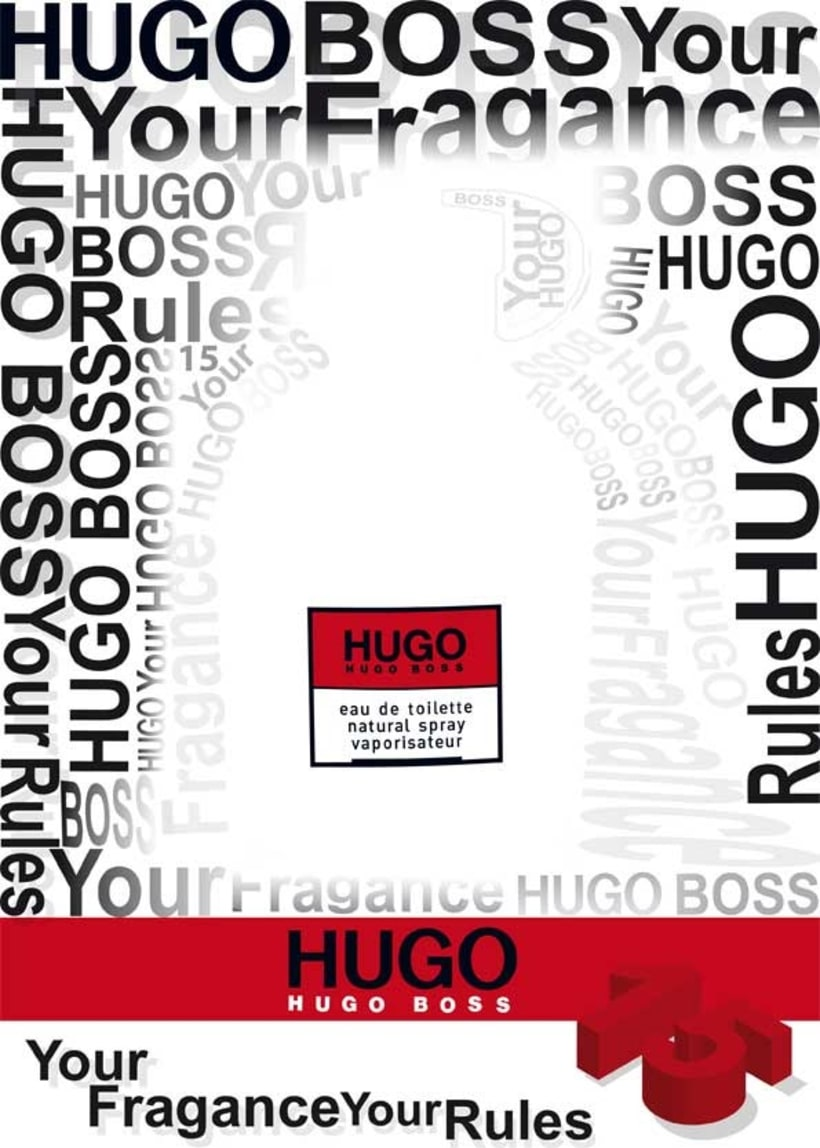Concurso Hugo Boss 2