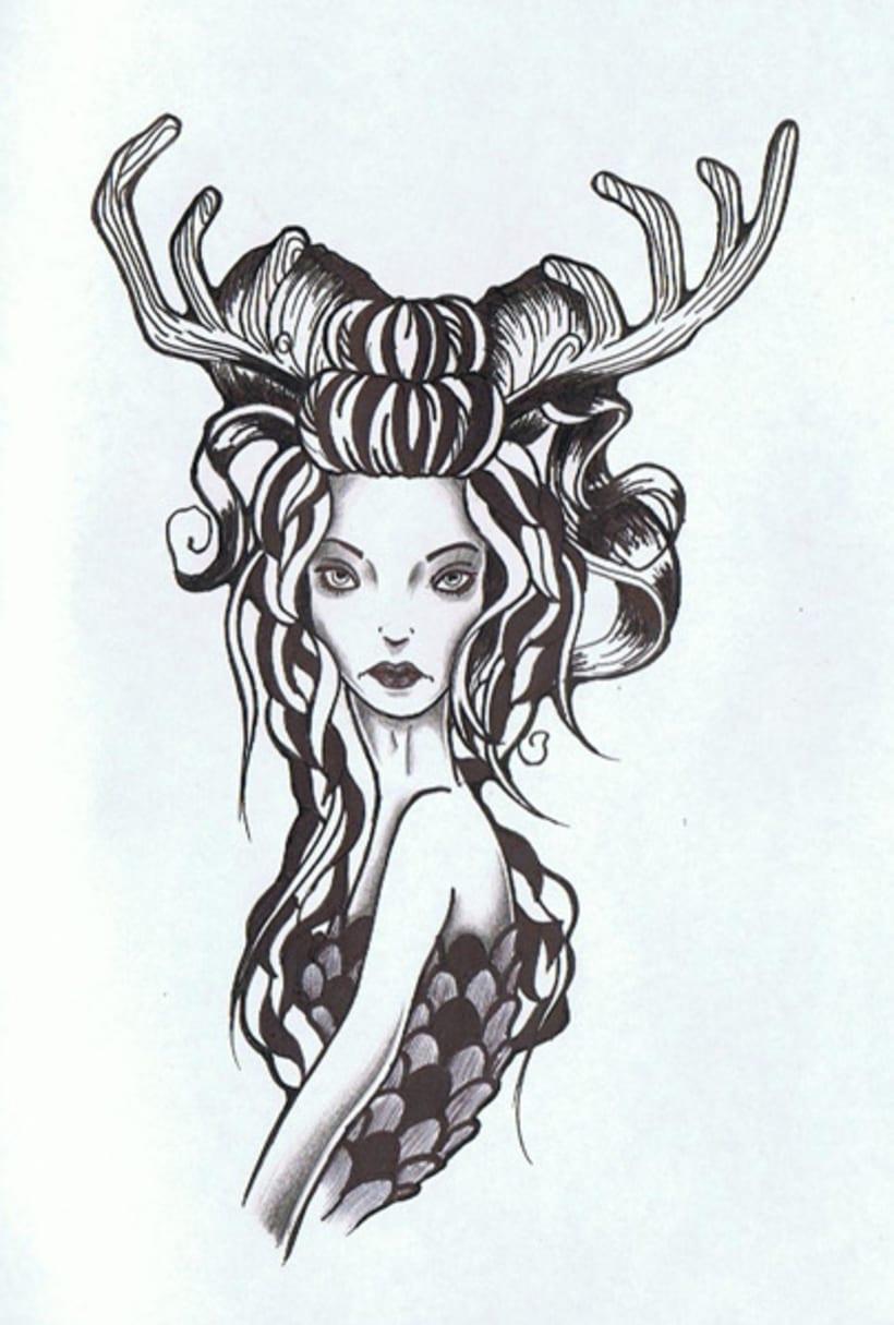 Hairs 6