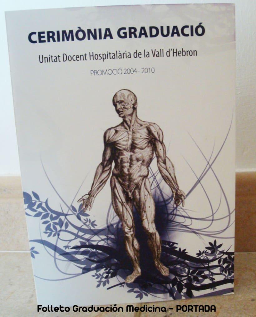 Folleto Graduación Medicina 2004-2010 1