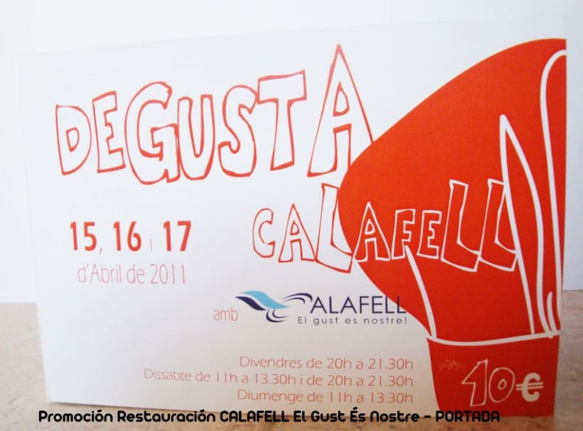 Degusta Calafell 2