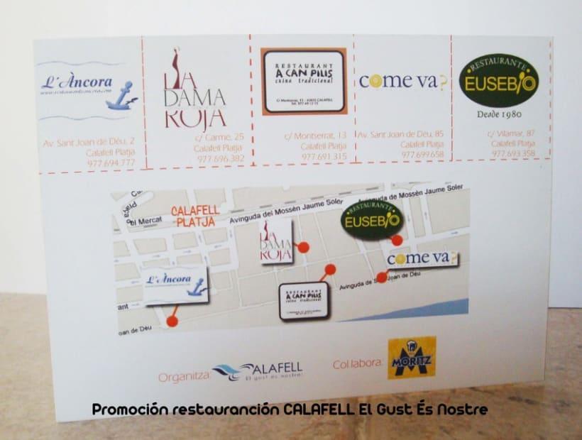 Degusta Calafell 3
