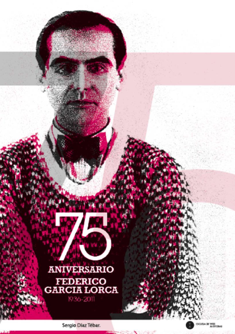 75 ANIVERSARIO FDCO. GARCIA LORCA 1