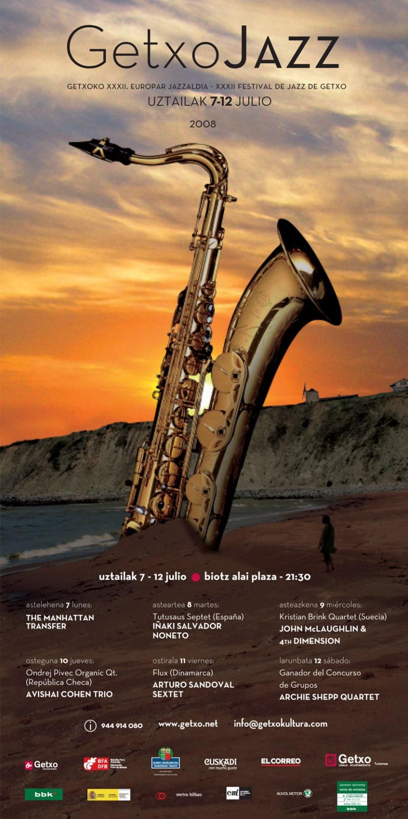 Festival de Jazz Getxo 08 1