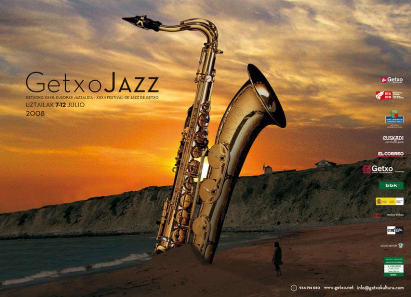 Festival de Jazz Getxo 08 2