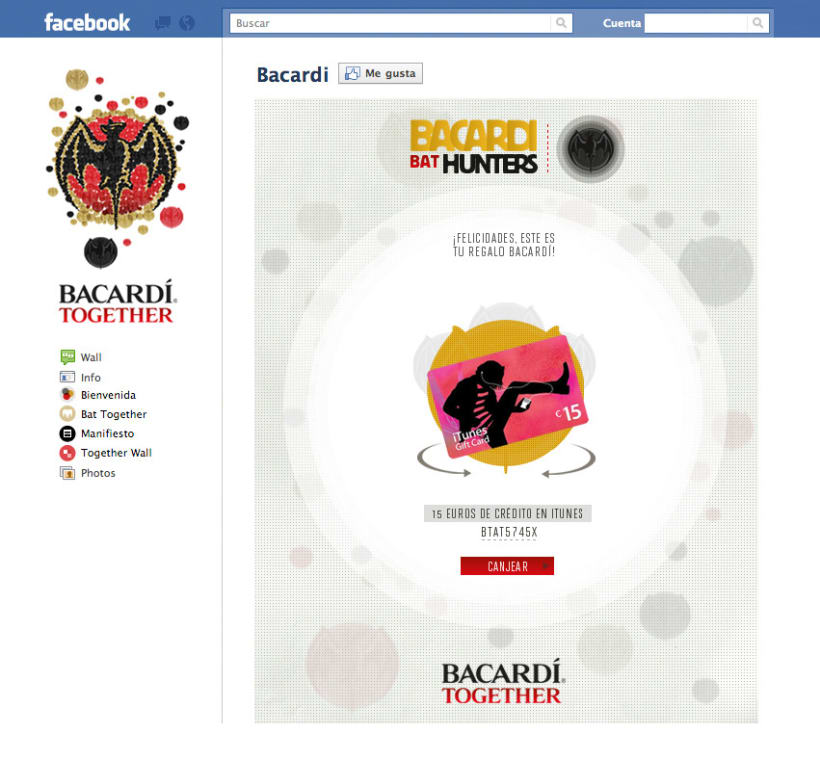 BACARDI BATHUNTER 5