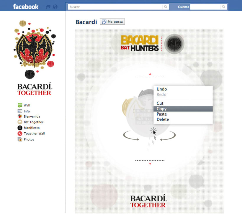 BACARDI BATHUNTER 4
