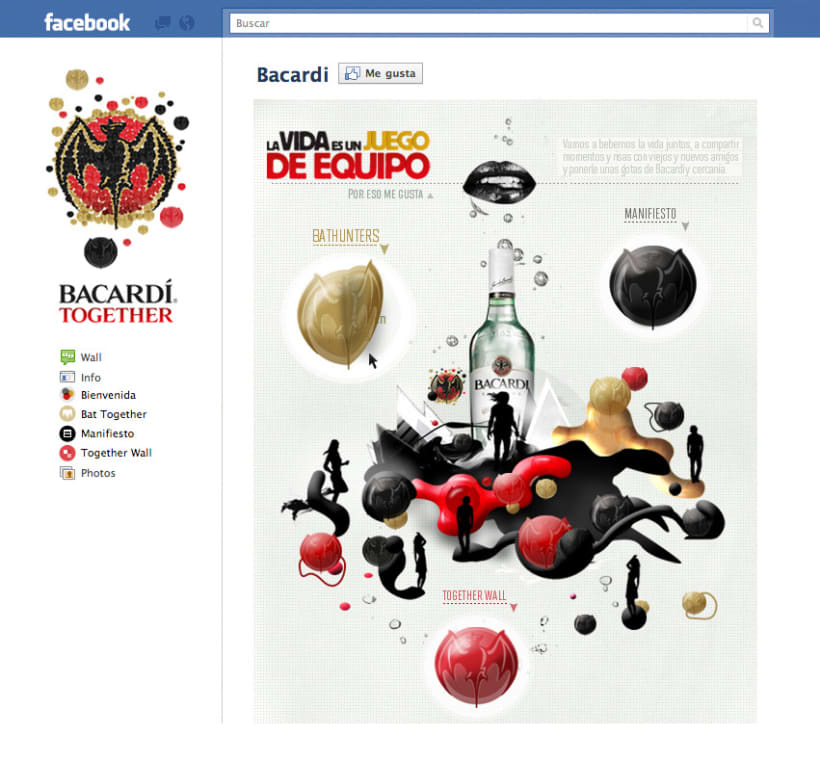 BACARDI BATHUNTER 2