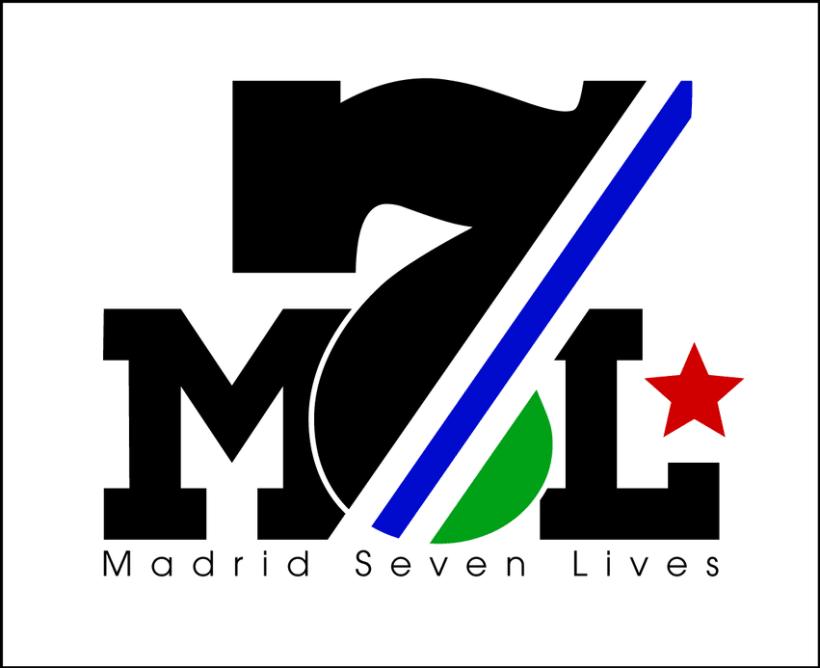 Madrid seven Lives Logo 2