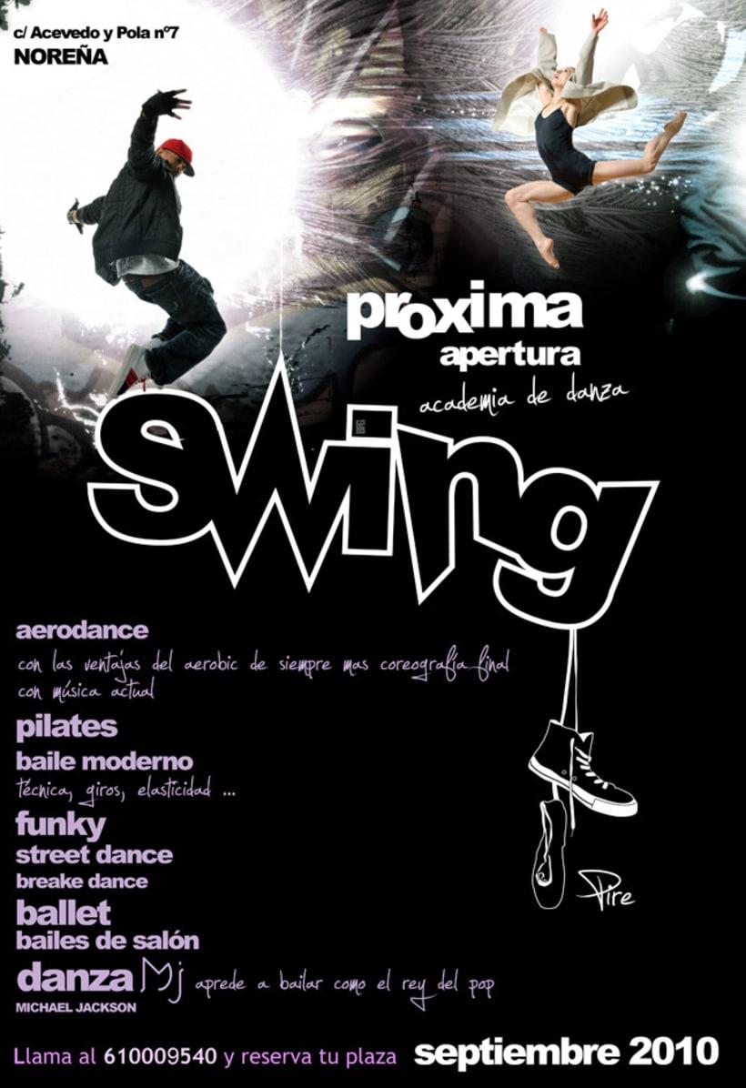 Academia de Danza Swing 3