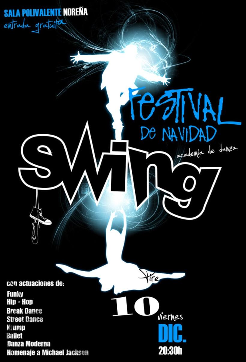 Academia de Danza Swing 4