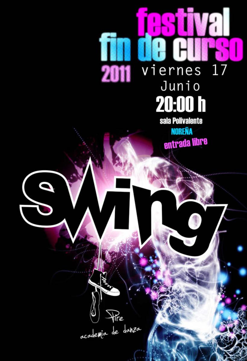 Academia de Danza Swing 5