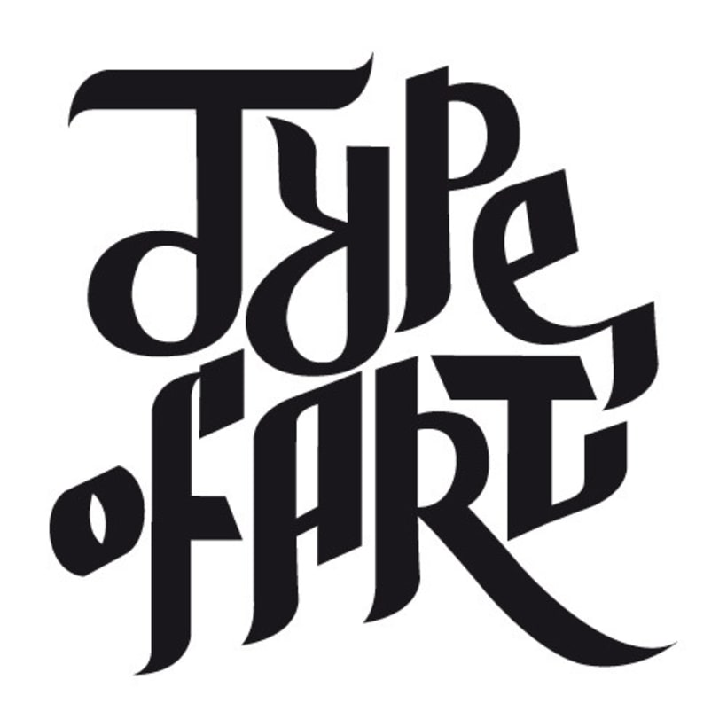 Type of Art - Logo 5