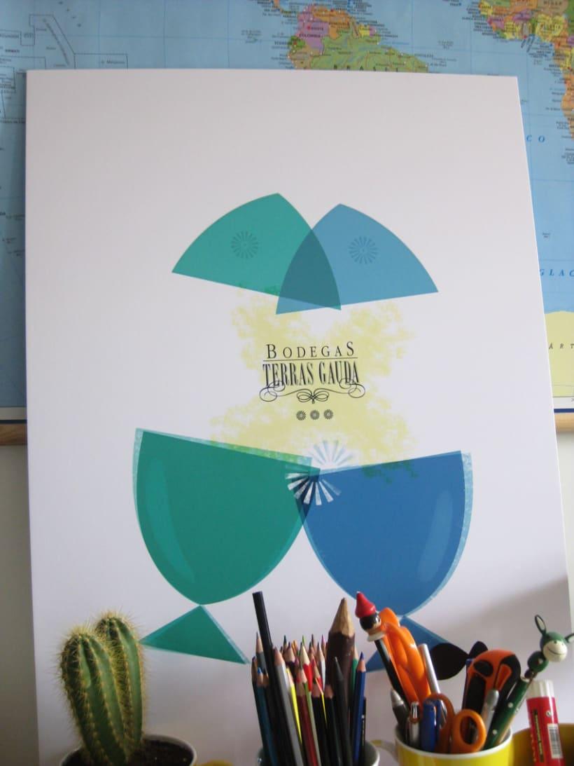 Cartel Terras Gauda 2011 3