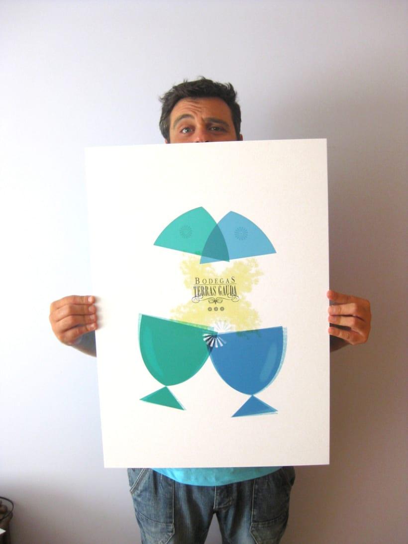 Cartel Terras Gauda 2011 2