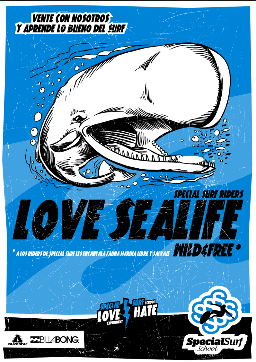 Pósters SpecialSurf 3