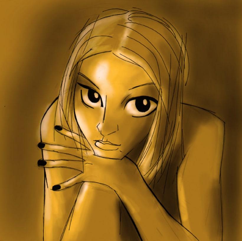 Ilustración 2D 6