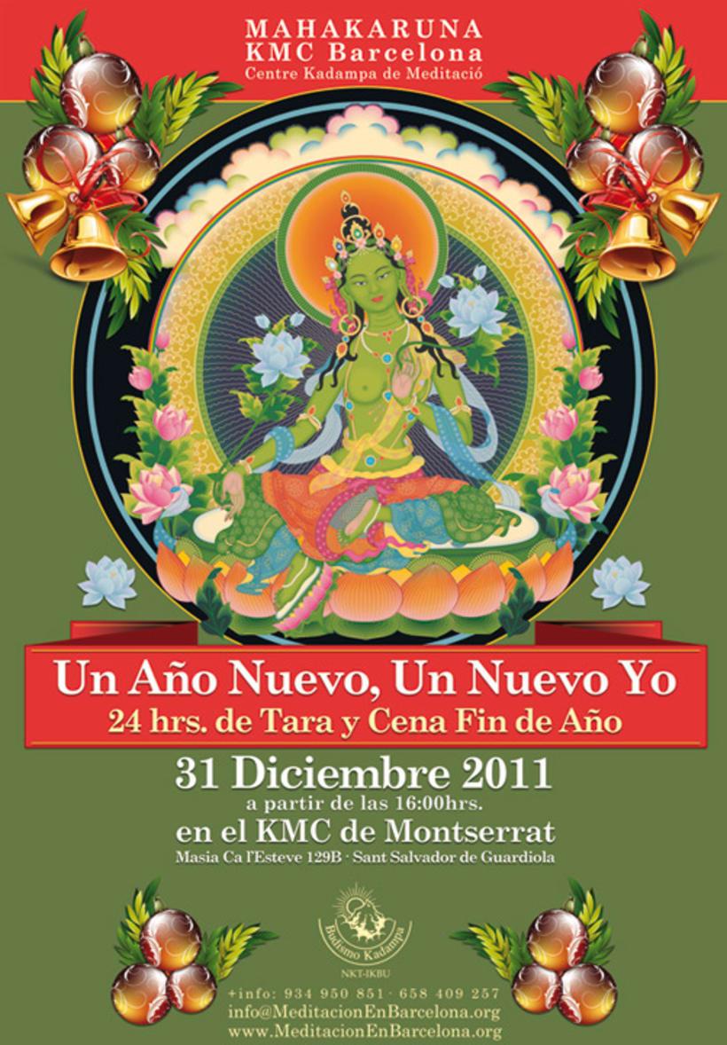 MAHAKARUNA KMC Barcelona Centre de Meditació 6