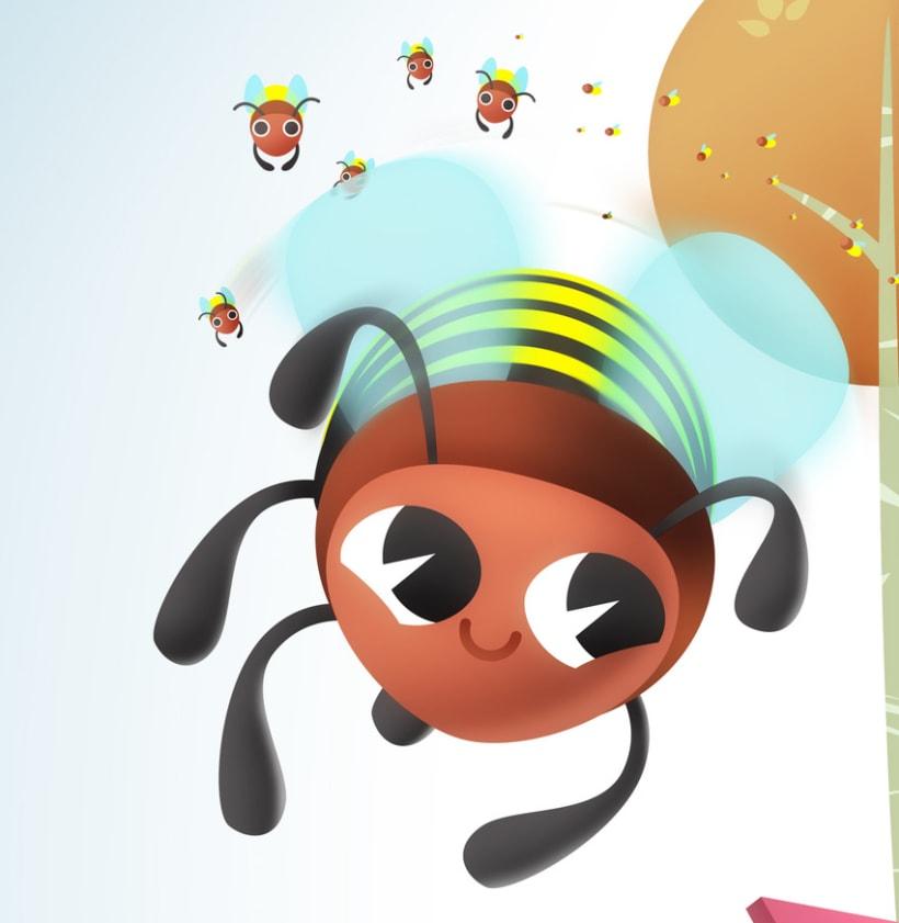 ¡Mójate por los insectos de los Humedales! 4