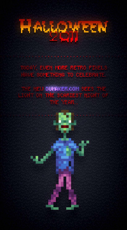 Halloween + Dumaker.com 4