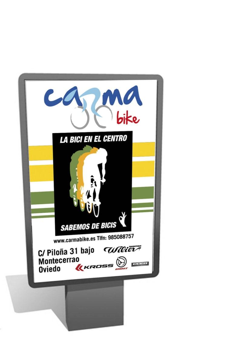 Carma Bike 3