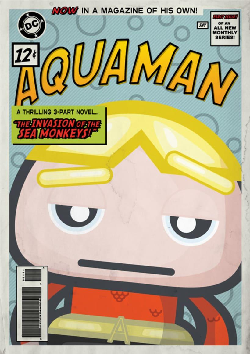 Aquaman - Poster 3
