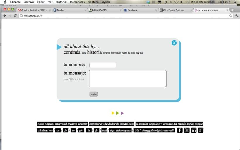 simple & clear web design. 4