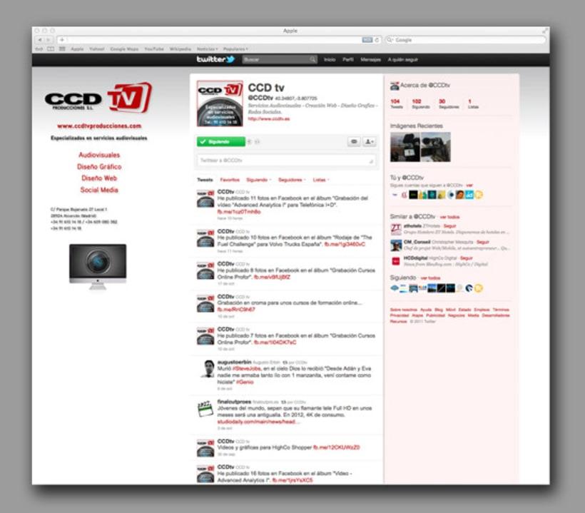 Web CCDtv Producciones 4