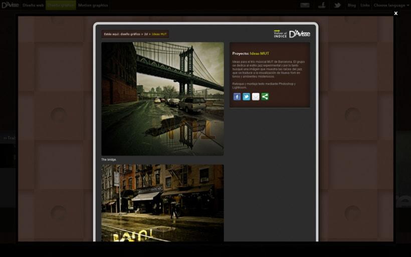 Mi  peronal website 7