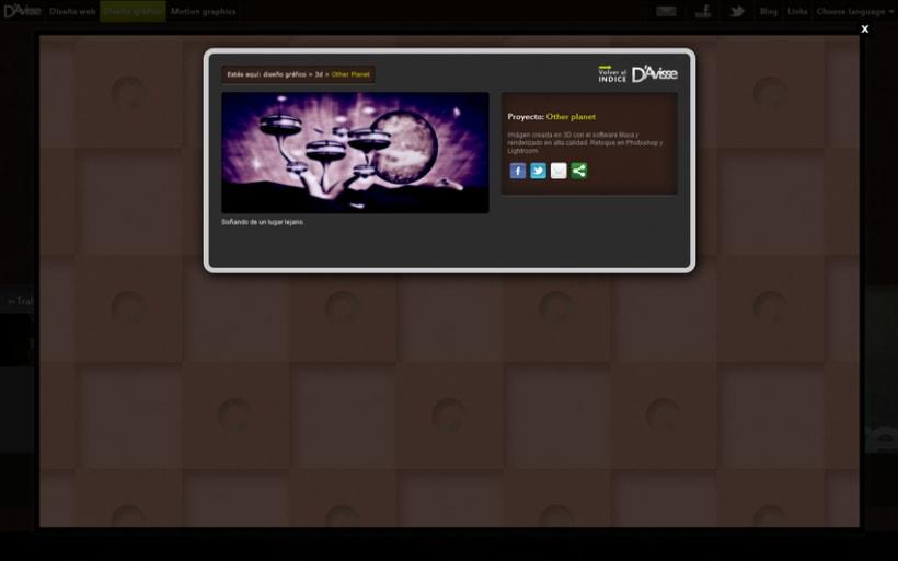 Mi  peronal website 9