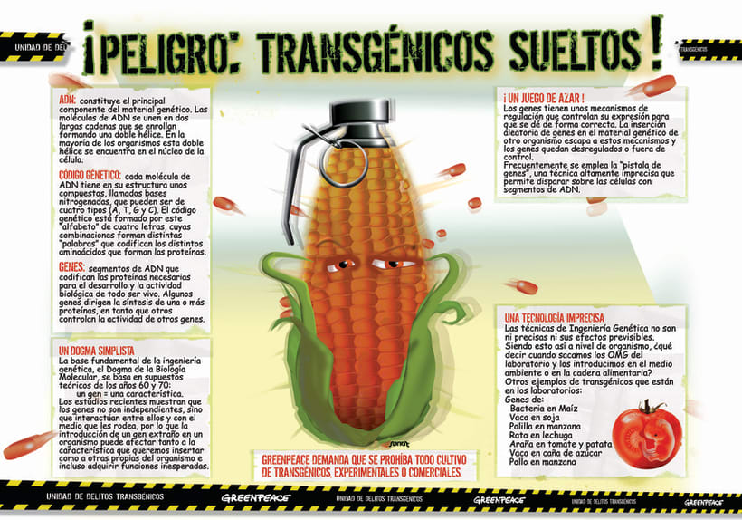 GREENPEACE Transgenicos 4