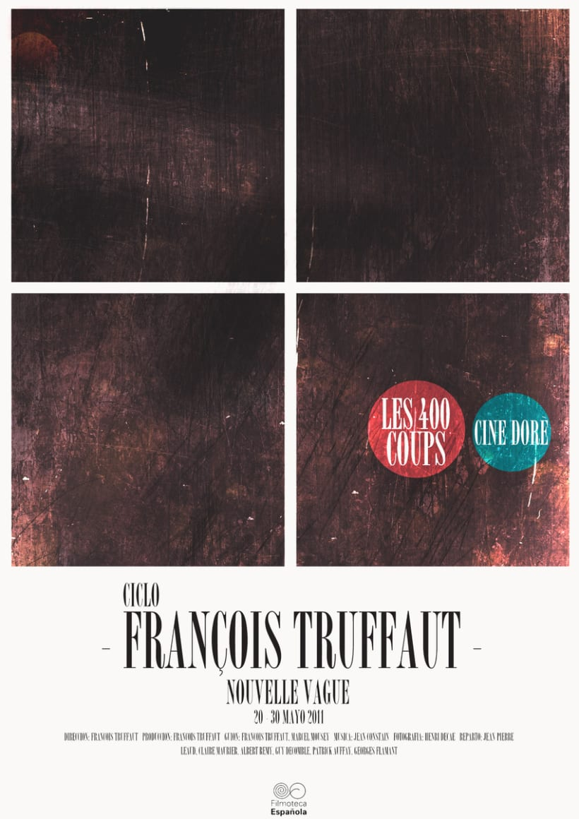 Ciclo François Truffaut  1