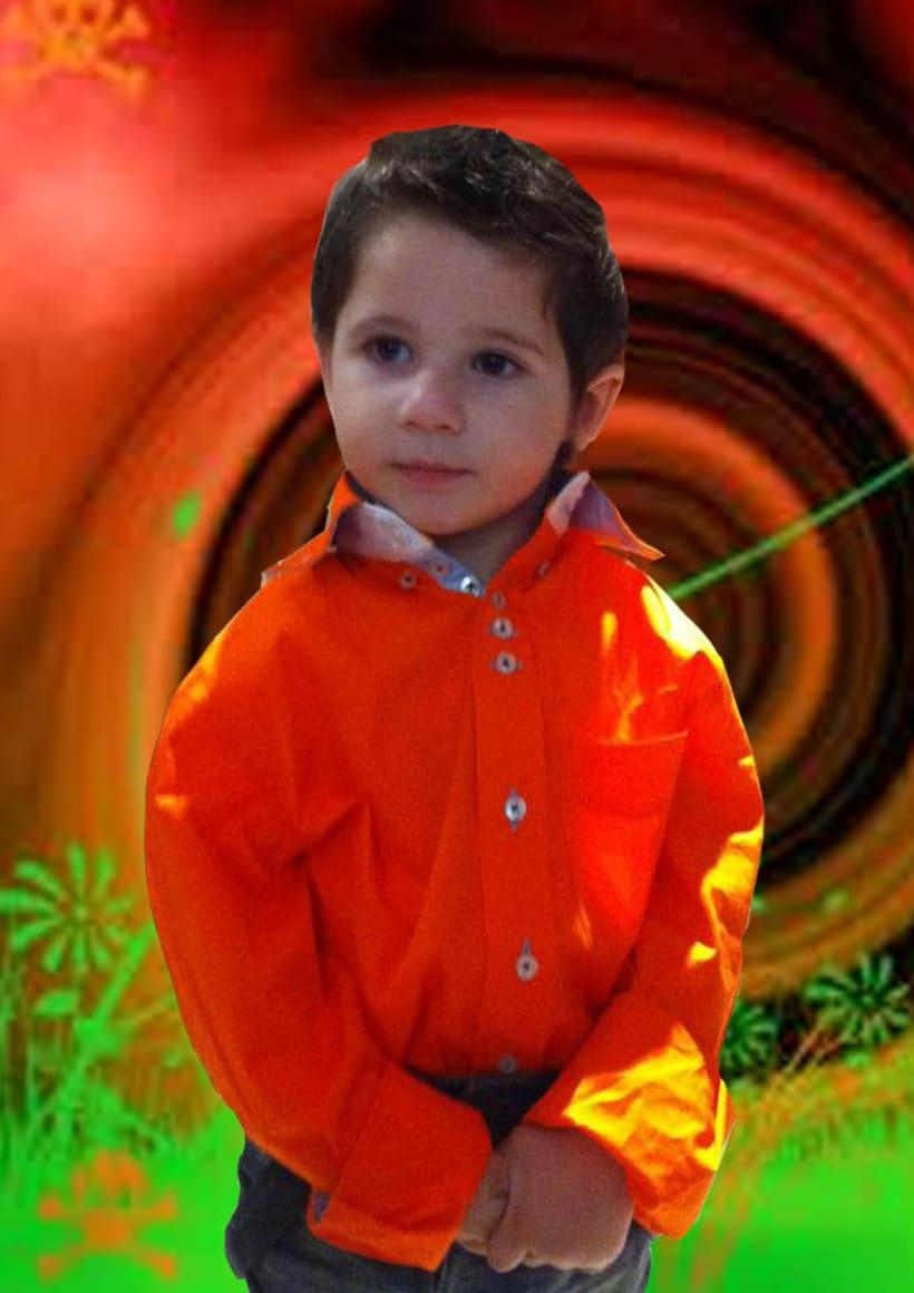 Retoque fotografico para Pedrito Gabriel 7