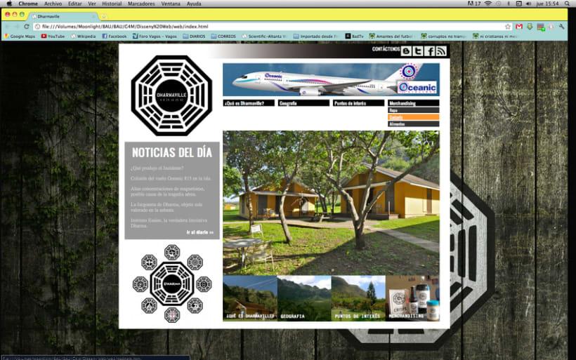 Dharmaville Web 2