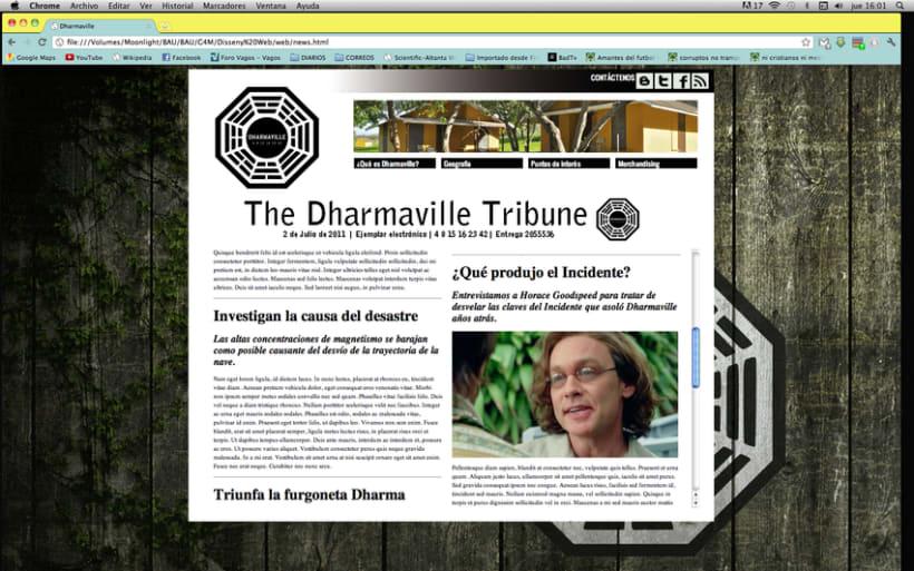 Dharmaville Web 5