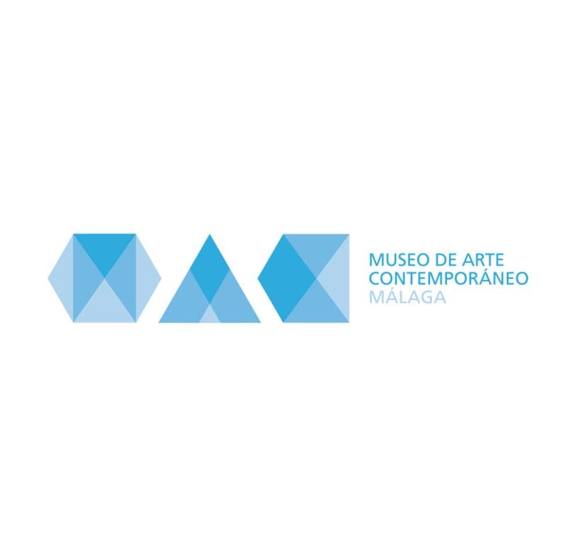 MAC Málaga. Identidad Corporativa 2