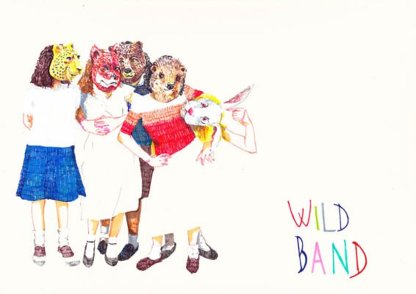 Wild, wild, wild. 9