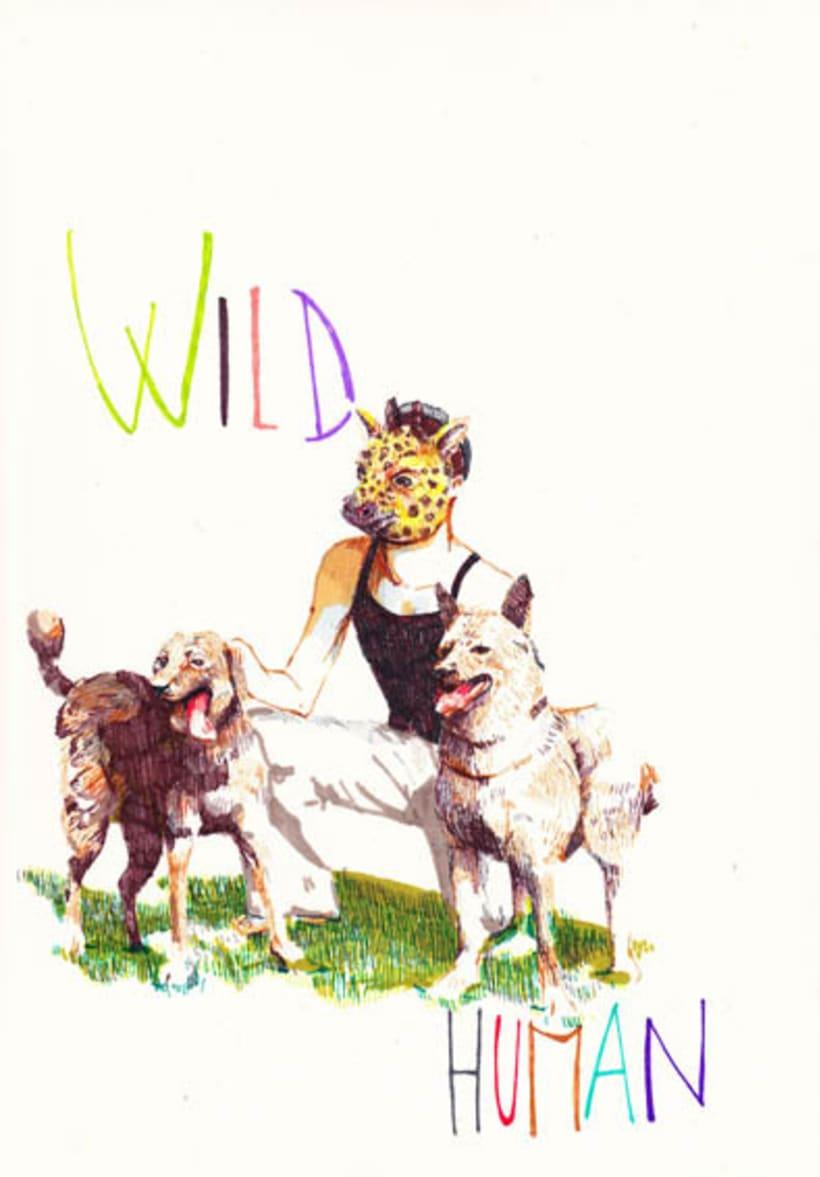 Wild, wild, wild. 5