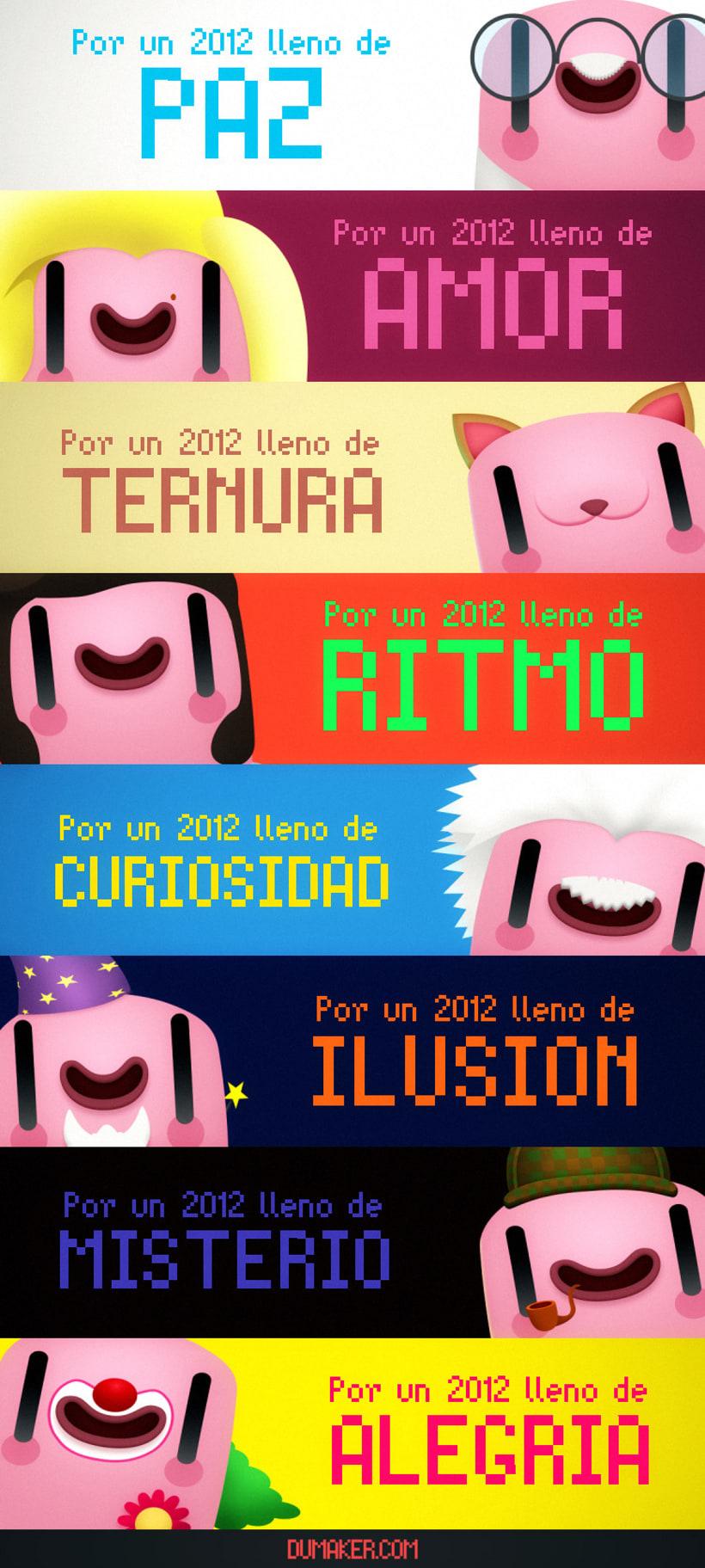 ¡Feliz año 2012! 4