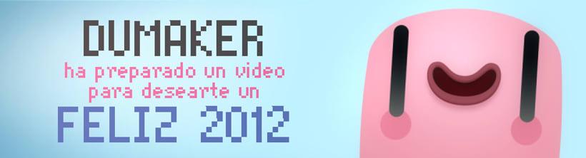 ¡Feliz año 2012! 3