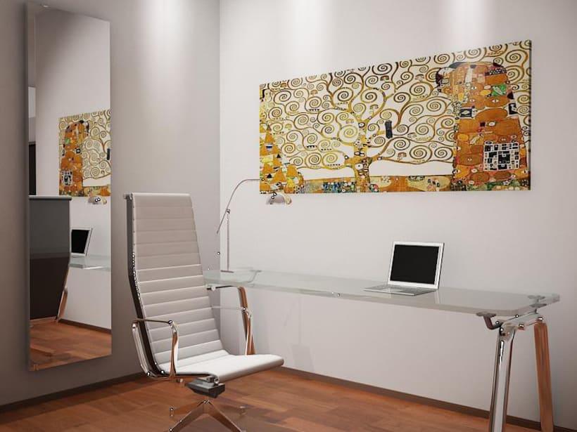 Diseño de una suite en Nueva York 2