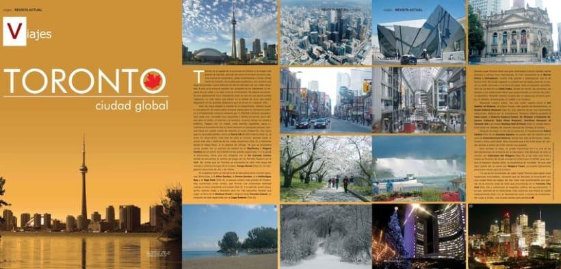 Viajes: Toronto, ciudad global. 3